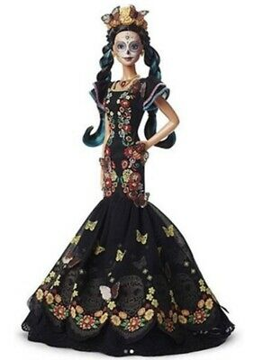 Barbie Day Of The Dead Barbie Dia De Los Muertos