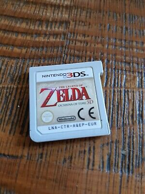 Jeu Nintendo  3ds loose  zelda  ocarina of time