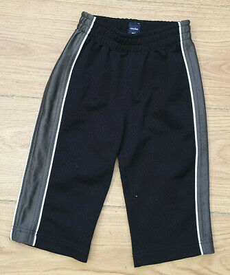 GAP baby boys mesh tracksuit active sports bottom age 12-18 months