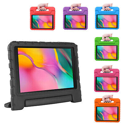 "Samsung Galaxy Tab A 2019 10.1"" Full Body Case Handle Stand For Kids T510 T515"