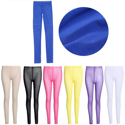 Women See-Through Stockings Thick Tights Footless Pants Yoga Trousers Pantyhose