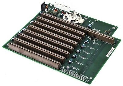 MNC 93-1163 7-Slot EISA/Extended ISA Computer Backplane Assembly Board/Module