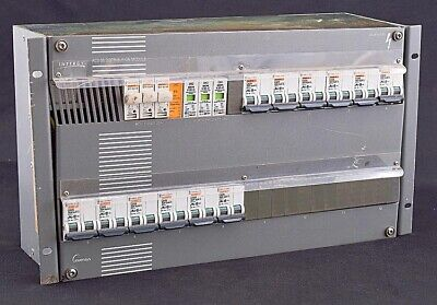 Invensys/Intergy ACD36 240/415 VAC Power Distribution Module Electric Enclosure