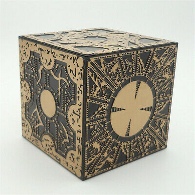 Hellraiser Puzzle Box Configuration Fully Functional Pinhead Horror Prop Model