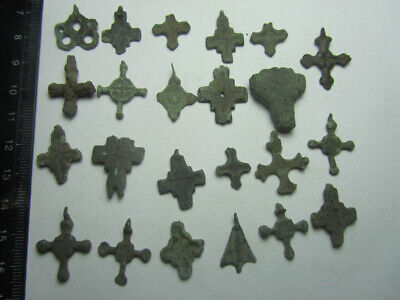 Medieval period mix finds  100% original Metal detector finds