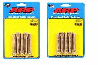 ARP Wheel Studs Press-In 12mm x 1.50 Late Model Firebird Camaro Corvette QTY 10