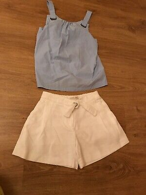 Girls Zara 2 Piece Co Ord Set Age 8