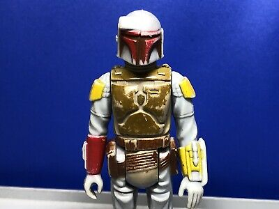 1979 VTG Star Wars BOBA FETT - played with condition - HK COO KENNER FIGURE