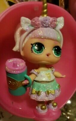 L.O.L. Surprise! Sparkle Series. Unicorn. Glitter lol. Big sister doll. NEW rare