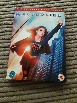 Supergirl - Season 1 DVD 25th July 5051892196055 Wq01