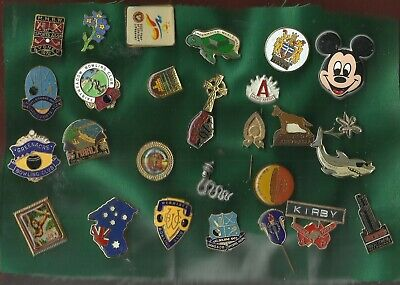 Collection Of   Pin / Badges Closing Down Sale  04