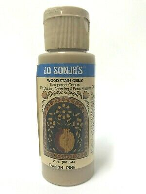 Jo Sonja Woodstain Gels 2oz Bottle. Choose & Combine. Bargain Price.