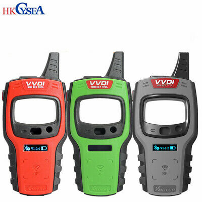 DHL Global Xhorse VVDI Mini Key Tool Remote Key Programmer for IOS and Android