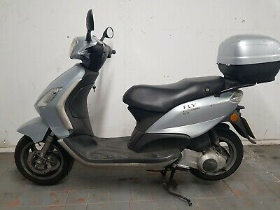 Piaggio Fly 125 2009 Ulez Ok Just Serviced , New Mot   Small Scooter
