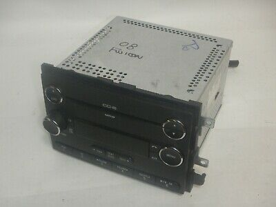 Ford Fusion 2008 - 08  CD    Changer  MP 3        FREE SHIPPING