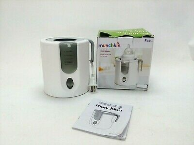 Munchkin Fast Bottle Warmer new open box