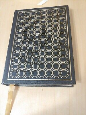 EASTON PRESS The DESCENT of MAN Charles Darwin 1979