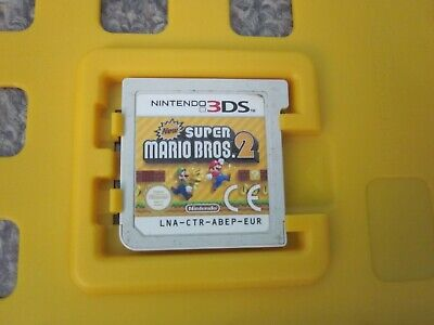 New Super Mario Bros 2 Nintendo 3DS Spiel