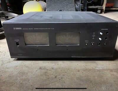 Vintage Yamaha B2 Amplifier *working*