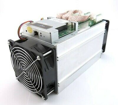 Bitmain Antminer L3  504 MH/s Litecoin LTC ASIC Miner with genuine power supply