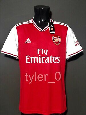 Arsenal 2019/20 Home Shirt Mens Xl