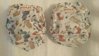 Smart Bottoms too smart Cloth Diapers covers lot