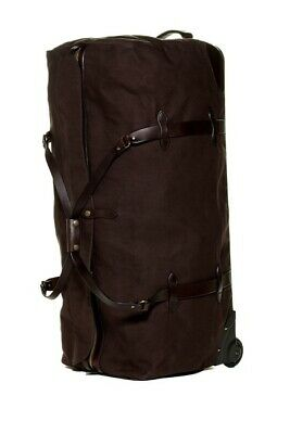 Filson Extra Large Xl 36 Rolling Duffle Bag In Brown 725