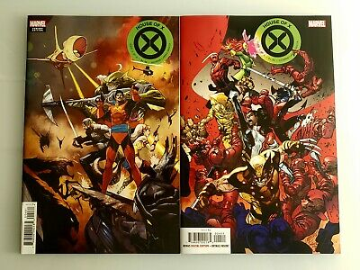 House of X #4 1:10 Huddleston Variant House of X #4 Cover A Mint Condition 🔥🔥