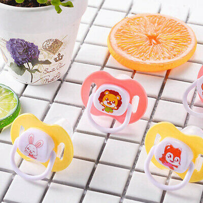 Baby Newborn Silicone Nipple Soother Pacifier Infant Orthodontic Dummy Teether n