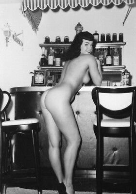 Vintage Bettie Page Photo 604 Oddleys Strange & Bizarre 4 x 6