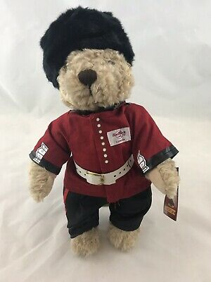 Herrington Teddy Bears Limited Edition Collectible Hard Rock London Number 208