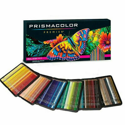 Prismacolor Premier Colored Pencils Soft Core Sets Up To 150 Colour Pack colors