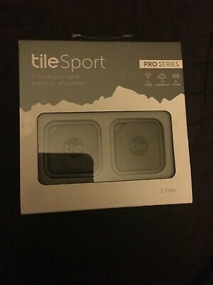 Tile  Bluetooth Tracker  :	Sport 2-pack  :  Free Shipping