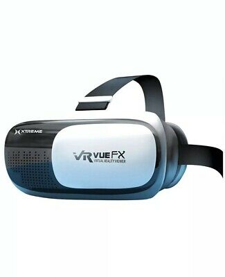 Xtreme Cables VR VUE FX: virtual reality viewer. XSX5-1002-BLK FREE SHIPPING