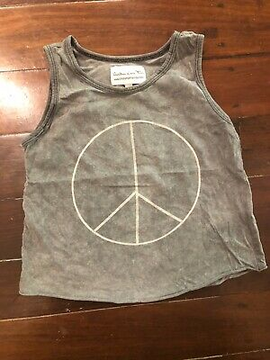 Children of the tribe Peace Tank.  Size 2-3 Years.