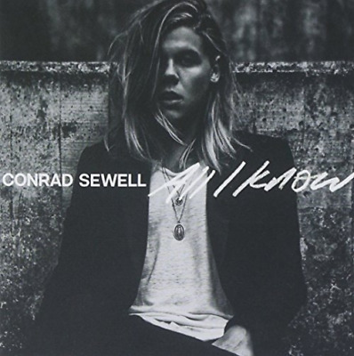 Sewell,Conrad-All I Know (Aus) (Us Import) Cd New