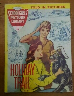 Schoolgirls Own Library No 129 -Holiday Trail-1961