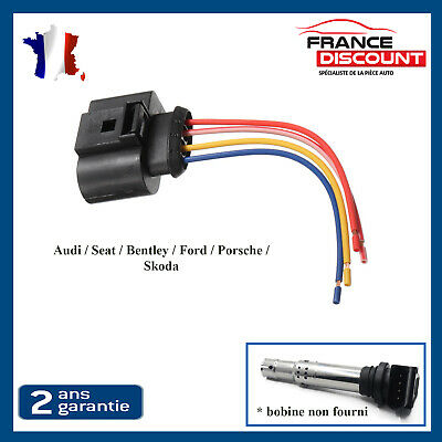 KIT DE REPARATION Faisceaux bobine Volkswagen Bora Caddy Jetta T5 Ford Galaxy