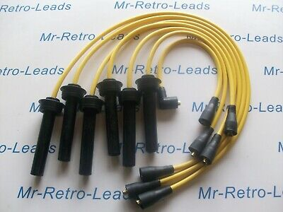 Grey 7Mm Performance Ignition Leads Mgb 1974 > 1981 Quality Built Ht Leads....