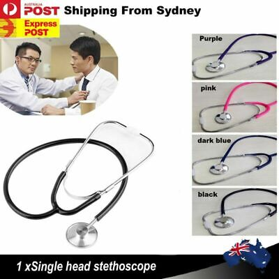 Professional Stethoscope Single Doctor Nurse Vet Medical Student HealthWork