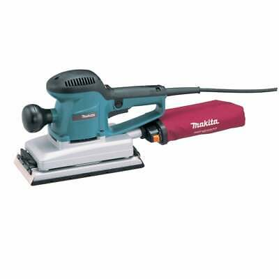 "Makita BO4900V Finishing Sander 1/2"" 115 x 229mm Sheet Sander 110v or 240v"