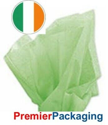 Lime Green Tissue Paper 450mm x 700mm