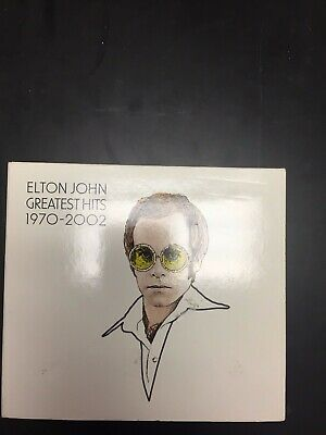Elton John - Greatest Hits 1970-2002 (2 CD)