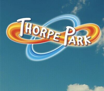 Thorpe Park Tickets £10 Entry Tickets X6 Any Day Valid Until 30th September 2019
