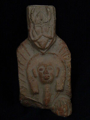 Ancient Teracotta Figure Bactrian C.300 BC #SG4638