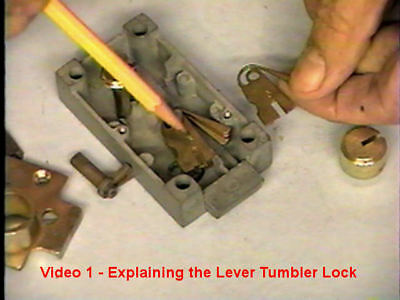 Locksmith Training Videos, Basic Program, (8 Courses), Plus Bonus Material