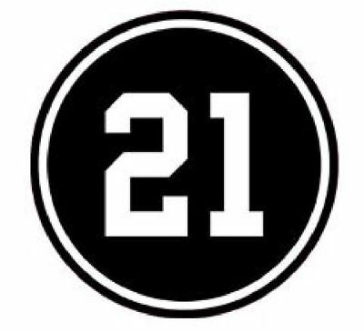 Chicago Blackhawks Stan Mikita #21 Patch Memorial Complet Broderie Jersey Style