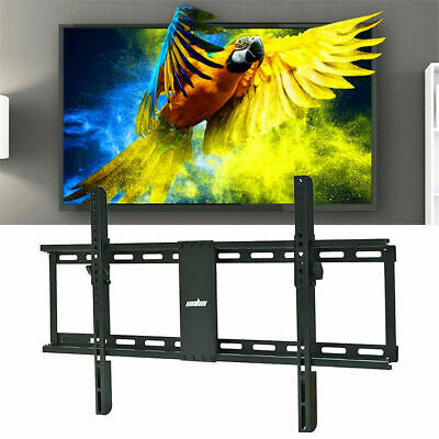 "Up to 85"" Large TV Wall Mount Bracket Cantilever Tilt Fixed for Brick /Stud Wood"