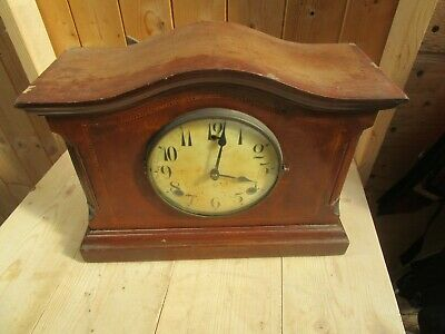 Antique Mantle Clock For Restoration