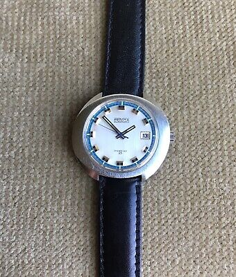 PROVITA Automatic Herrenuhr 41 mm mit Durowe 7526(INT) ca. 1975